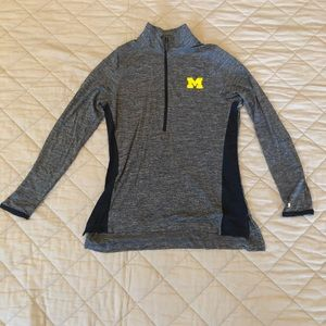 University of Michigan pullover